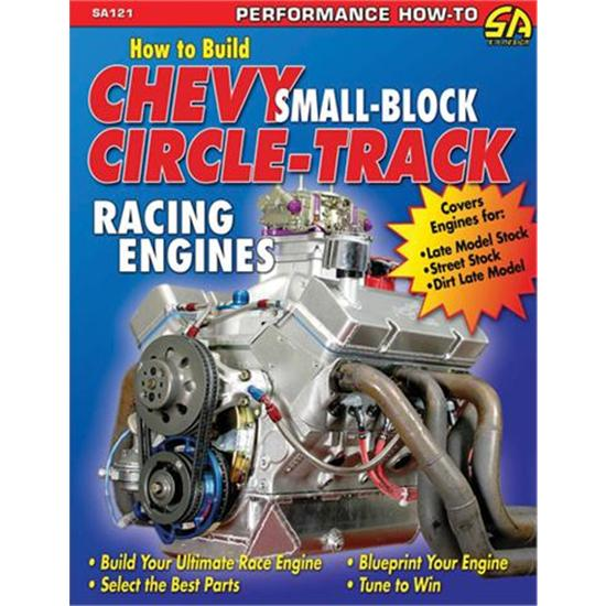 Book - How To Build Chevy Small Block Circle Track Engines