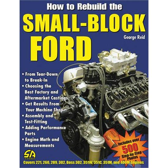 Book - How to Rebuild the Small Block Ford
