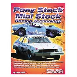 Steve Smith Autosports S258 Book - Pony and Mini Stock Racing