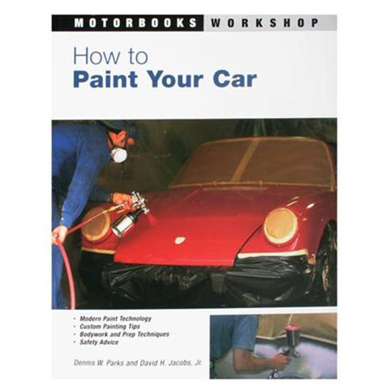 Garage Sale - Book - How To Paint Your Car