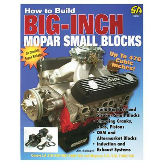 Book - How to Build Big-Inch Mopar Small Blocks