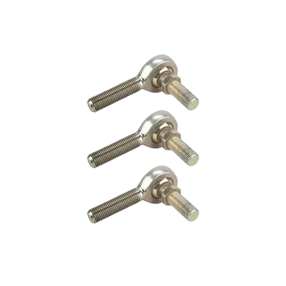 "RH 1//4/""-28 Thread x 1//4-28/"" Stud w// Jam Nut CMRS-4 Rod End Heim Joints"