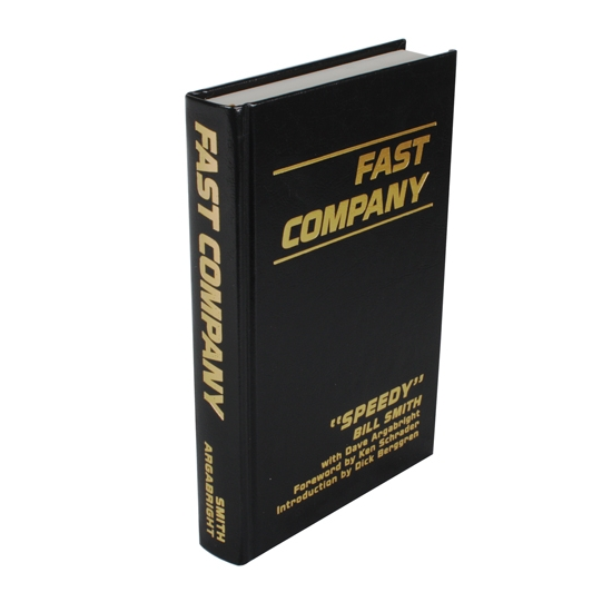 Fast Company - Limited Edition Book