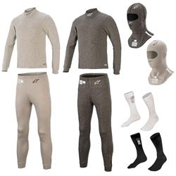 Alpinestars Race v3 Fire Resistant Underwear Clothing Set