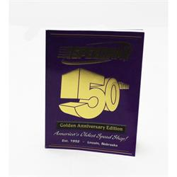 Speedway 50th Anniversary Collectors Catalog