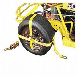 Speedway Tire Bonnet