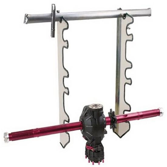 Long Axle Mount Rack