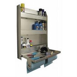 Speedway Standard Trailer Door Cabinet