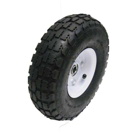 Garage Sale - 10 Inch Pneumatic Tire and Rim