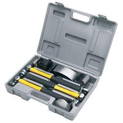 Performance Tool M7007 Body Hammer & Dolly Set, 7 Piece