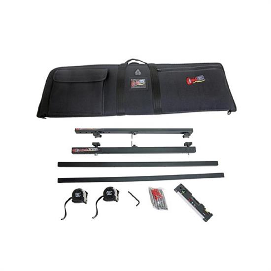 QuickTrick Alignment 90004 Pro System Standard Wheel Alignment Kit