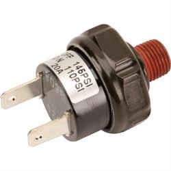 Viair 90102 1/8 Inch NPT Air Supsension Pressure Switch, 150 PSI