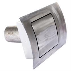 Hagan Street Rods 90 SC 90 Degree Curve Square Fuel Door
