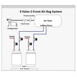 Ridetech Air Valve Wiring Diagram on