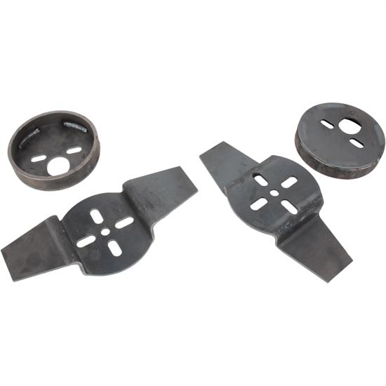 AVS BBGM63-R Rear Air Brackets, 1960-72 Chevy C10