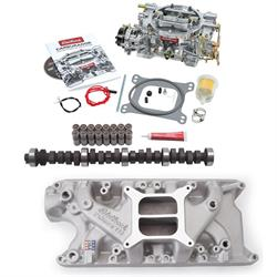 Edelbrock Performer Power Package-Small Block Ford,1406/2121/2122