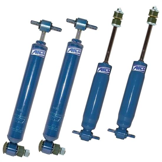 AFCO 10 Series GM Street Stock Shock Set-F/R, 1021/1022/1030/1035