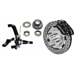 Wilwood WWE Stock ProSpindle M-II Disc Brake Kit,12.19 Inch Rotor