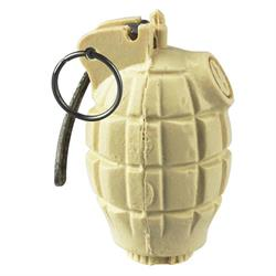 Unpainted Shift Knob - Grenade