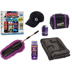 Speedway Motors Car Show Essentials with Lucas Detailing Kit