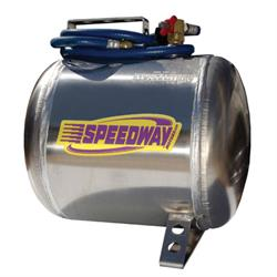 Speedway Small Lightweight Aluminum Air Tank, 2 Gallon