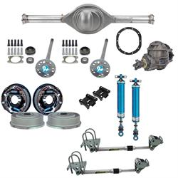1962-67 Chevy II Gasser Complete Rearend/Suspension Kit, Street