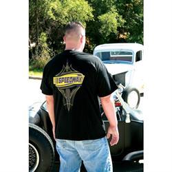 Speedway Pinstriped Shirt