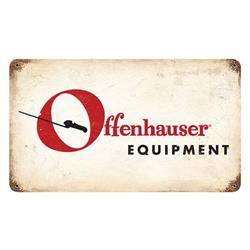 Offenhauser Vintage Tin Sign