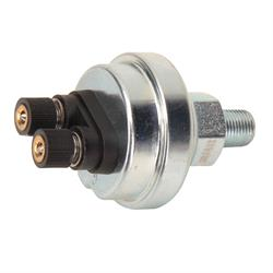 Omega Kustom Electric Engine Oil Pressure Gauge Sender