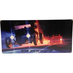 Signs and Posters - Free Shipping @ Speedway Motors