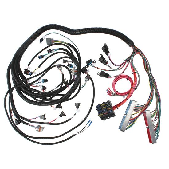 speedway gm engine wiring harness 1999 02 ls1 rh speedwaymotors com GM LS1 Engine Building gm ls1 wiring harness