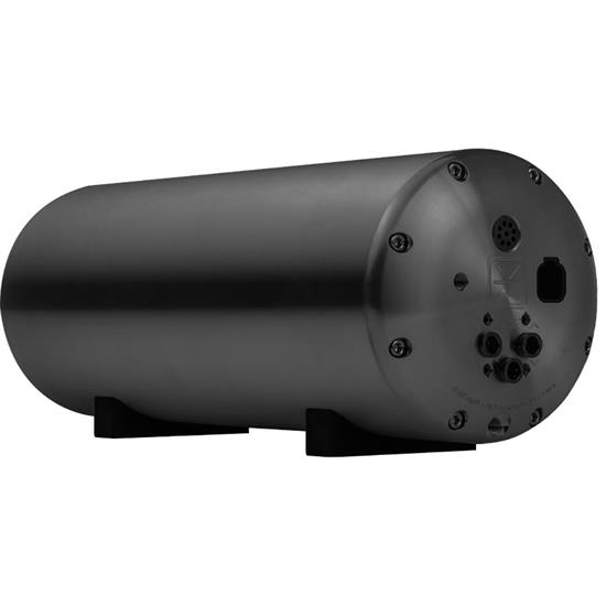 AccuAir AA-ENDO-VT23-BA Air Suspension Tank, 3 Gallon, Black