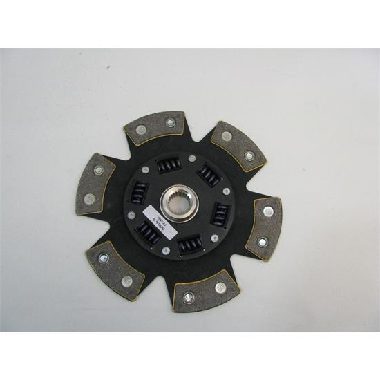 "Garage Sale - Metallic 9.5"" Clutch Disc, 1"" -24 Spline"