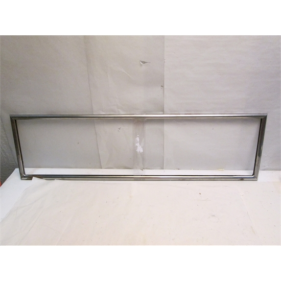 Garage Sale - Custom Windshield Frame, Plain Finish