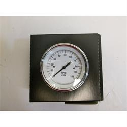 Garage Sale - Classic Instruments White Hot Series 10, 000 RPM Tach