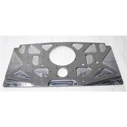 Garage Sale - Small Block Chevy Aluminum Rear Motor Plate, Plain