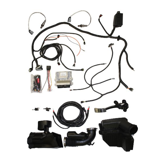 Ford Racing M-6017-504V Controls Pack, 2015-16 Coyote 5.0L