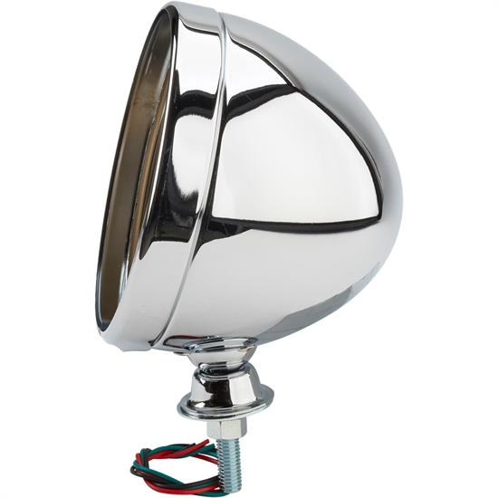 Chrome Dietz Type 7 Inch Headlight Bucket