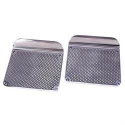 Diamond Style Step Plates, Polished Aluminum