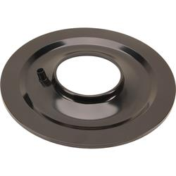 Universal Black 14 Inch Round Air Cleaner Base