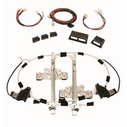 Speedway Universal Electric Power Window Kit