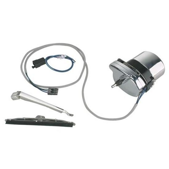 Quick Mount 1932-36 Roadster Electric Wiper Motor