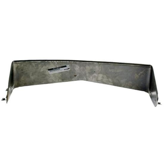 Chopped 1928-1929 Ford Steel Radiator Splash Apron