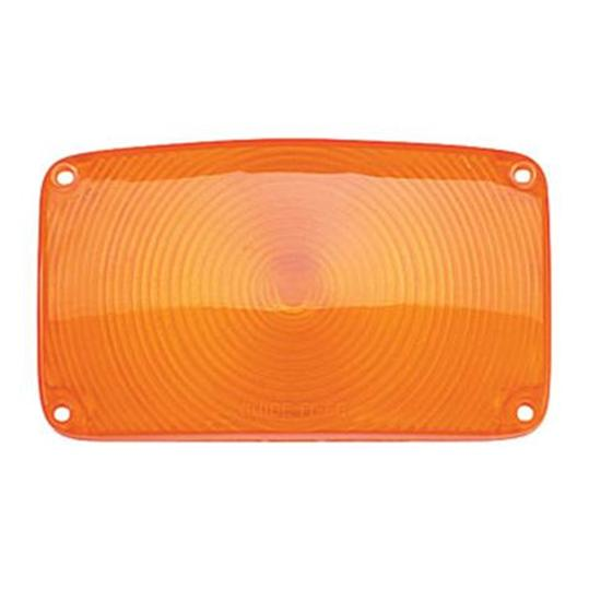 1956 Chevy Car Replacement Parking Light Lens, Amber