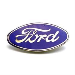 1935-36 Ford Radiator Emblem, Passenger Car
