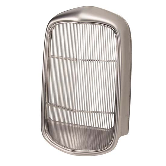 Details about Brookville Roadster B1620PT/B1620PL Fitted 1932 Ford Grille  Insert