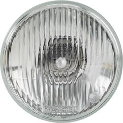 United Pacific 32191 Replaceable H4 Headlight, 5-3/4 Inch