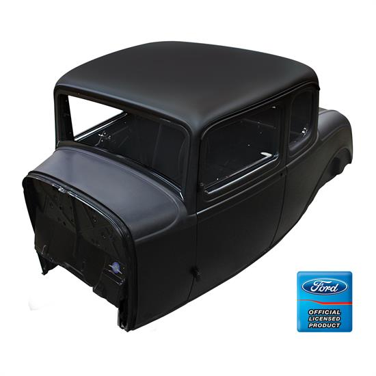United Pacific B20000-D 1932 Ford 5 Window Coupe Body, Filled Roof