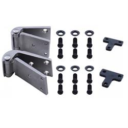United Pacific B20010 Closed Car Door Hinge Set, 1932 Ford, RH