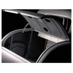 United Pacific B20201-1 Trunk Rain Gutter 5-Piece Set, LH, 1932 Ford